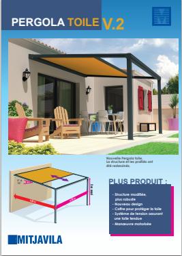 Brochure Pergola Toile V2