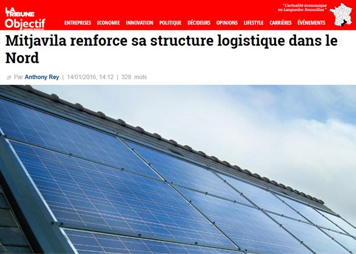 Mitjavila renforce sa tructure logistique dans le Nord - La Tribune