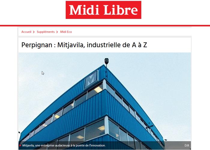 Mitjavila entreprise industrielle de A à Z