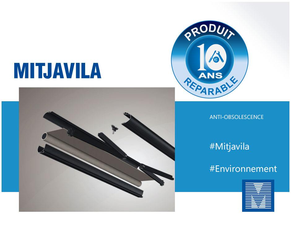 produit réparable 10 ans Mitjavila
