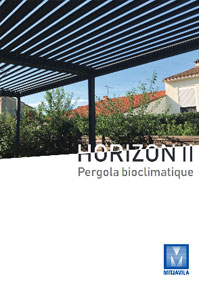 Brochure Horizon 2 Pergola bioclimatique