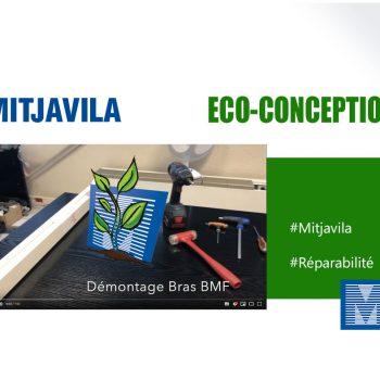 Repairability and longevity for Mitjavila products