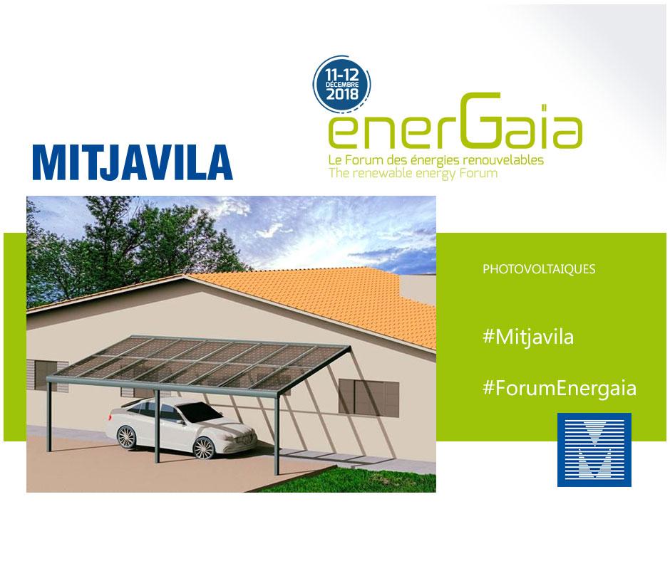 EnerGaia EXHIBITION 2018