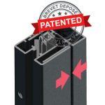 Système breveté pour régler tension toile