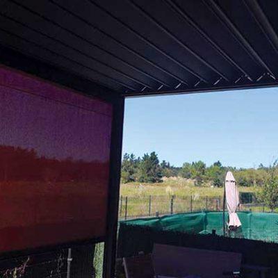 Pergola Horizon 4 protection solaire